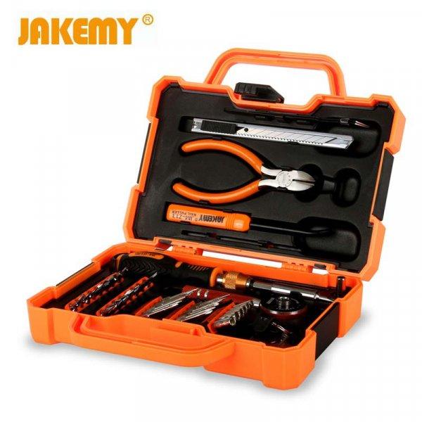Ящик с инструментом для ремонта JAKEMY