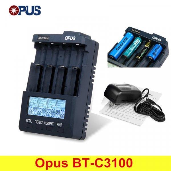 Заоядник с универсальными слотами от OPUS