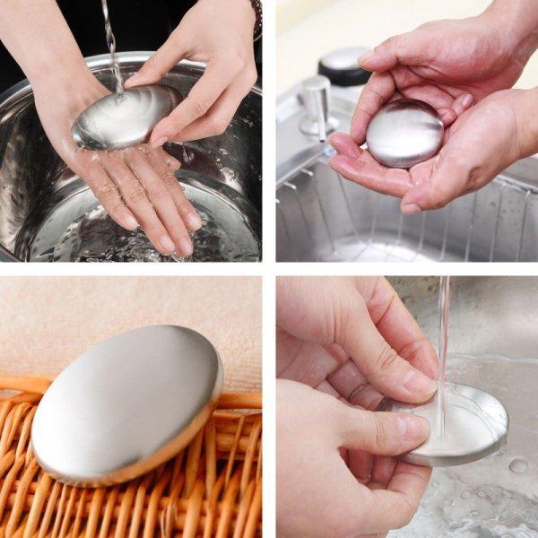 Железное мыло для удаления запахов с рук