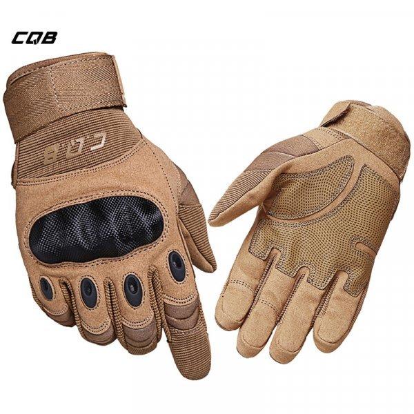 Антистатические защитные перчатки от C.Q.B (3 вида, 3 цвета, 5 размеров)