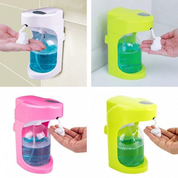 Дозатор жидкое мыла автоматический (500 мл)