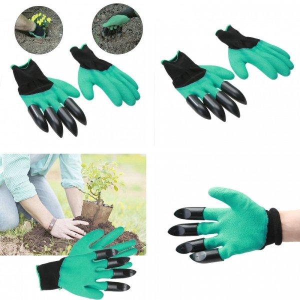 Латексные перчатки для садоводов от VKTECH (1 пара)