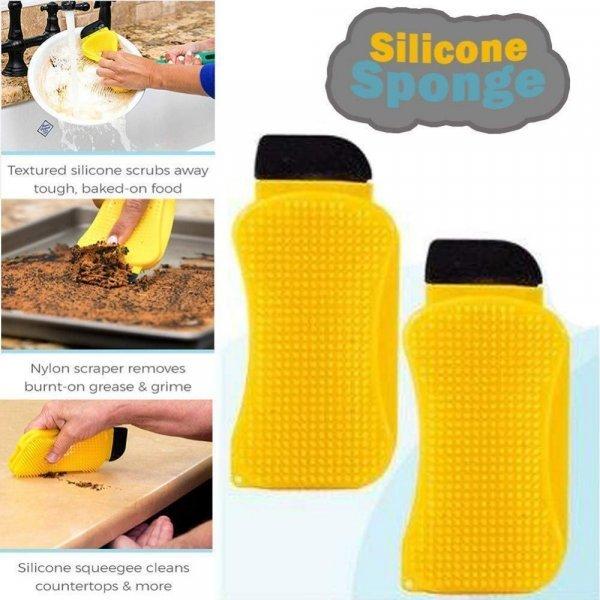 Супер щетка для борьбы с жиром на кухне AIHOME 3 в 1