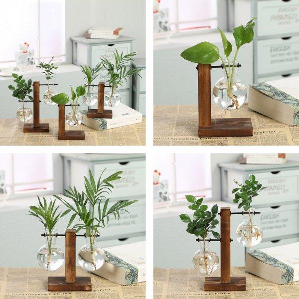 Креативные вазочки от ULKNN (3 вида)