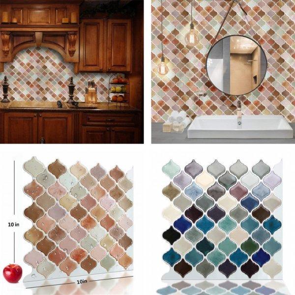 Мозаичная плитка от Vividtiles (6 цветов)
