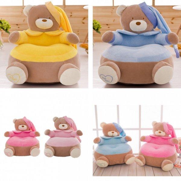 Забавное кресло в детскую (4 цвета)