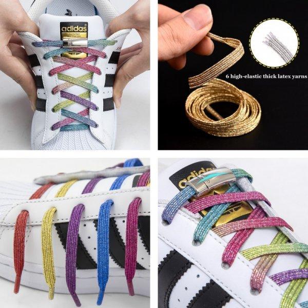 Шнурки на магнитной застежке