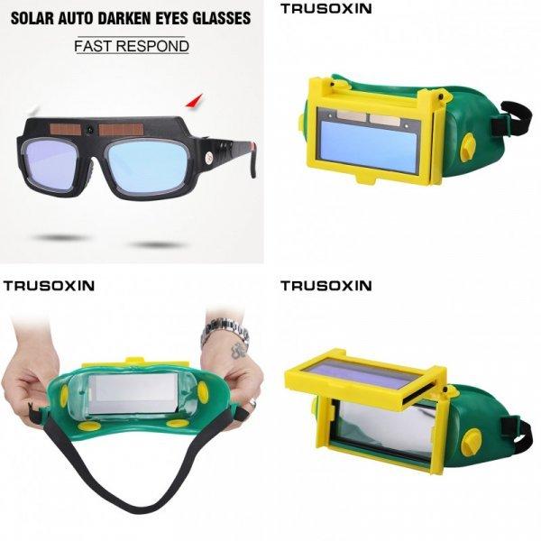 Защитные очки для сварки TRUSOXIN