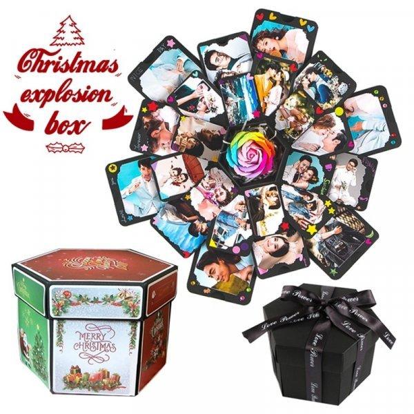 Коробка-фотоальбом от IPOPU (11 цветов)