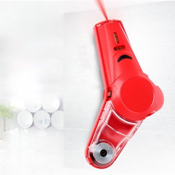 Беспроводной пылесборник с лазерным уровнем
