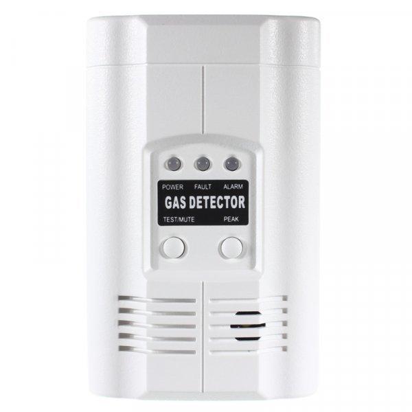 Детектор дыма с высококачественным датчиком газа Safurance