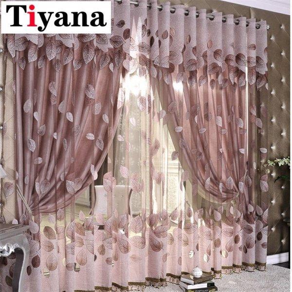 Волшебные шторы Tiyana (11 размеров, 4 цвета)