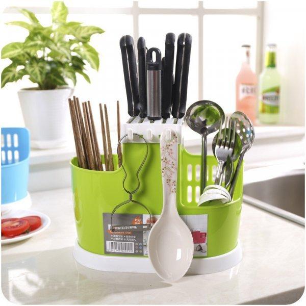 Сушилка для столовых приборов от STRONGWELL (4 цвета)