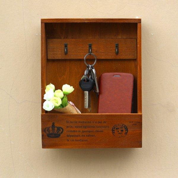 Стильная ключница Strongwell  для важных мелочей (27.5*21.5 см, 2 цвета)