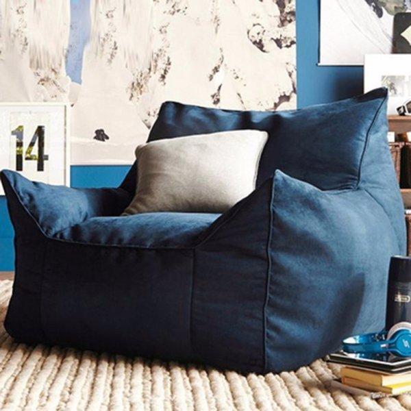Мега удобное кресло-мешок Levmoon ( 80*80*80 см, 26 цветов)