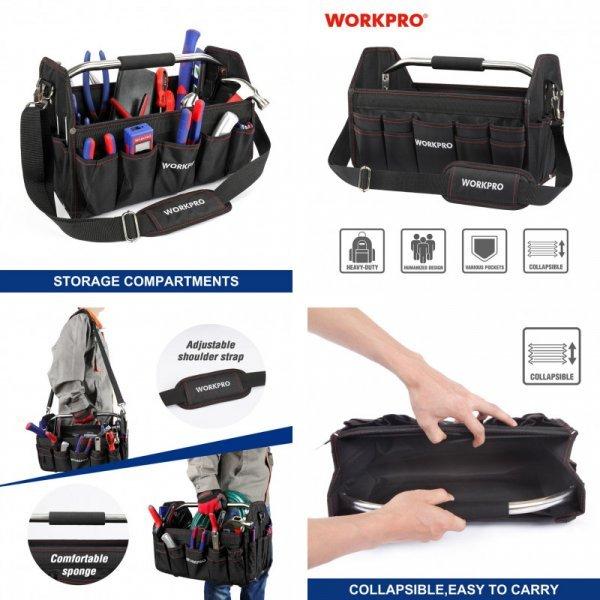 Складная сумка для инструментов WORKPRO