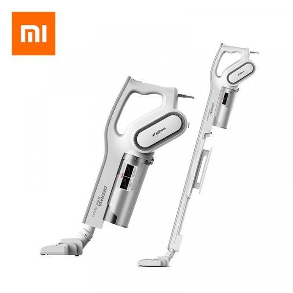 Мощный пылесос Xiaomi Mijia Deerma
