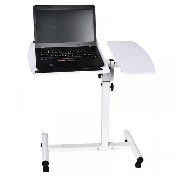 Столик для ноутбука на колесиках LEHUOSHIGUANG (5 цветов)