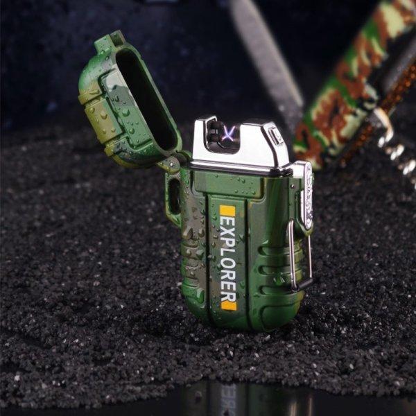 Водостойкая USB плазменная зажигалка от PZWZJPZ (5 цветов)