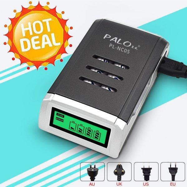 Зарядное устройство для AA/AAA NiCd NiMh от PALO