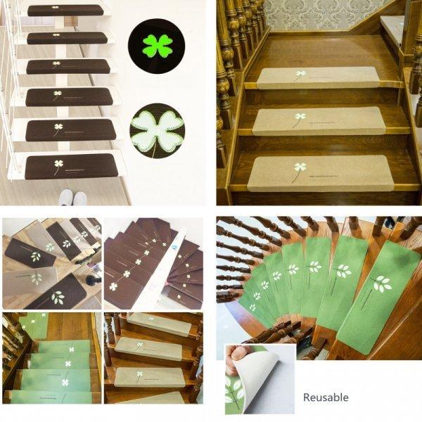 Светящийся коврик для лестницы
