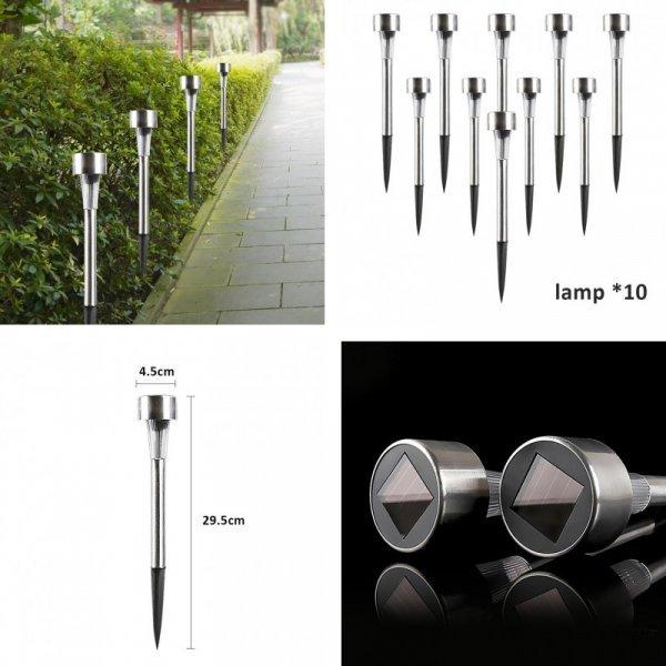 Уличные светильники для сада HUAN JUN SHI (10 шт)
