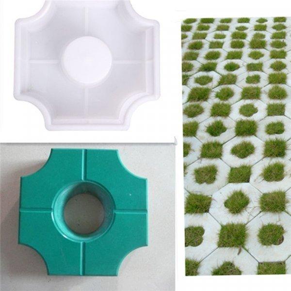 Форма для тротуарной плитки от COMBIUBIU (размер 27*27*8 см, 1 шт)