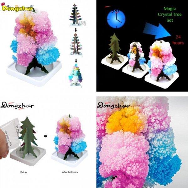 Комплект для выращивания кристаллов от DONGZHUR