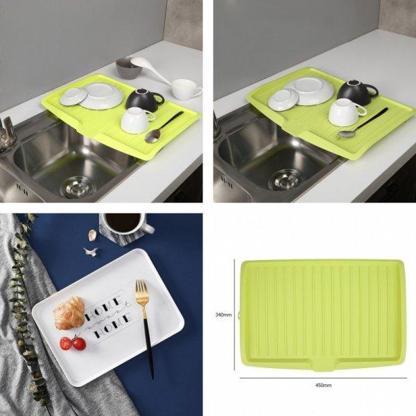 Сушилка-поднос для посуды SANGEMAMA