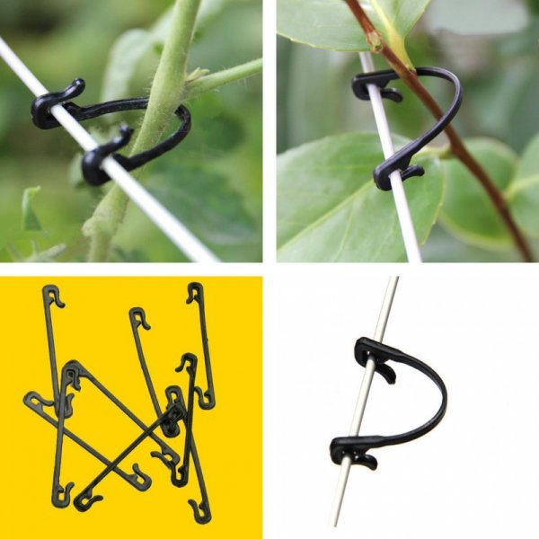 Крючки для тепличных растений LanLan  (100 шт)