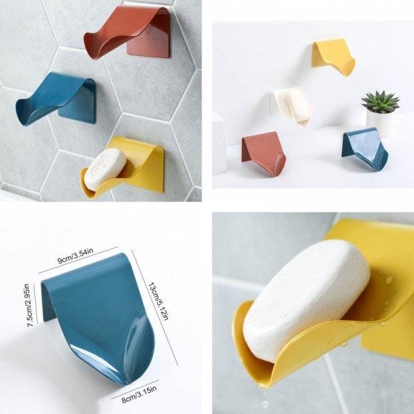 Настенная мыльница (4 цвета)