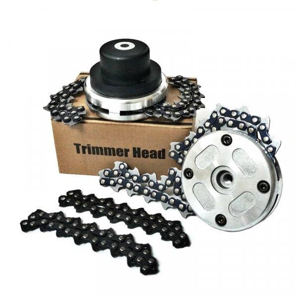 Головка для триммера с цепью от  FNICEL (3 комплектации)