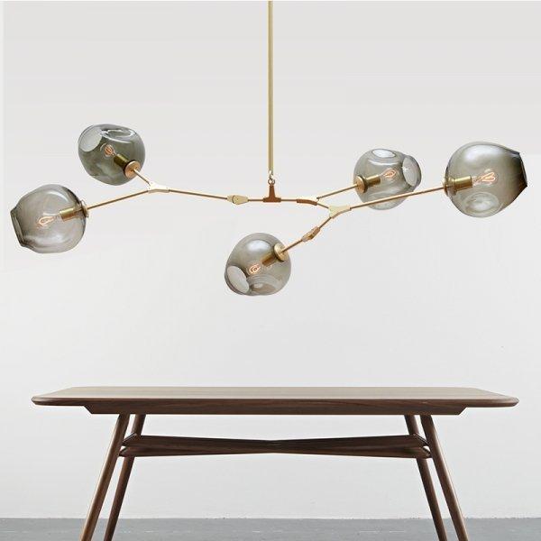 Стильный подвесной светильник Nomsun (7 видов)