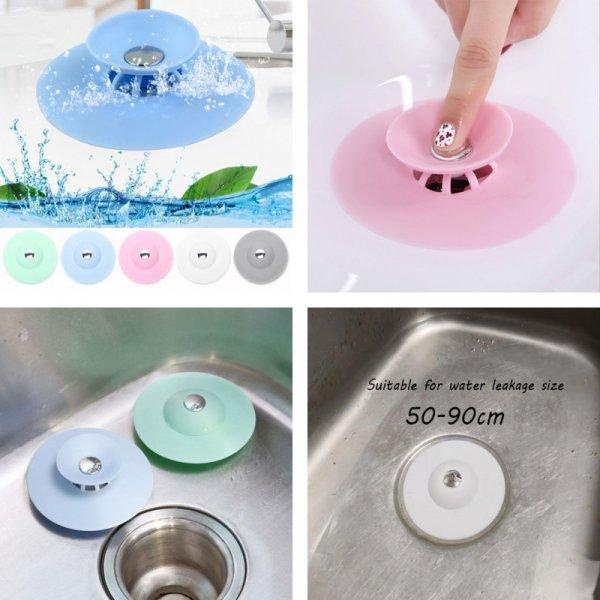 Фильтр-заглушка для ванной от PAZARE (5 цветов)