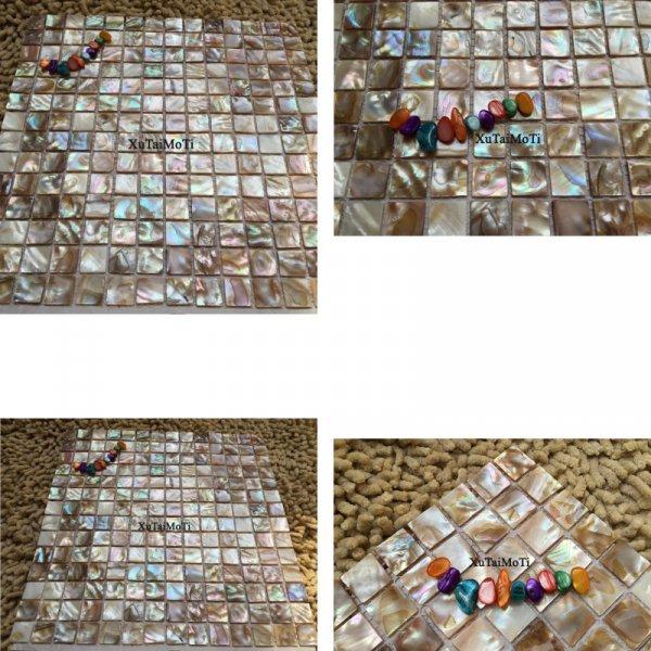 Мозаика из натурального перламутра от XuTaiMoTi (30 *30 см)