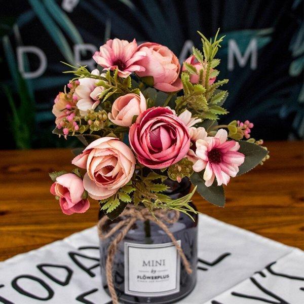 Искусственные цветы XIDA (5 видов)