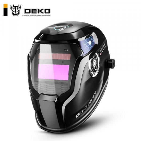 Сварочная маска хамелеон DEKO (TIG MIG MMA)