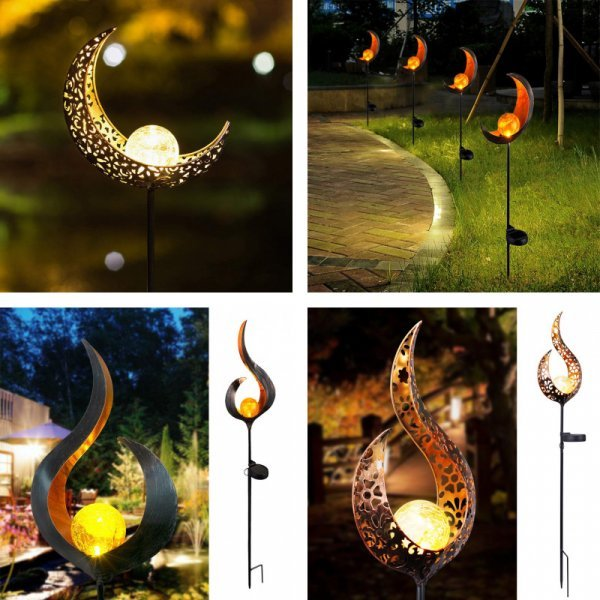 Светодиодные фонари от LEMONBEST (3 вида)