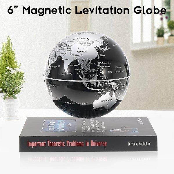 Парящий глобус с подставкой-книгой
