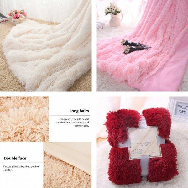 Лохматое одеяло