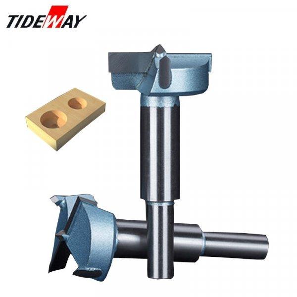 Сверло Форстнера для отверстии  TIDEWAY (12 мм-65 мм )