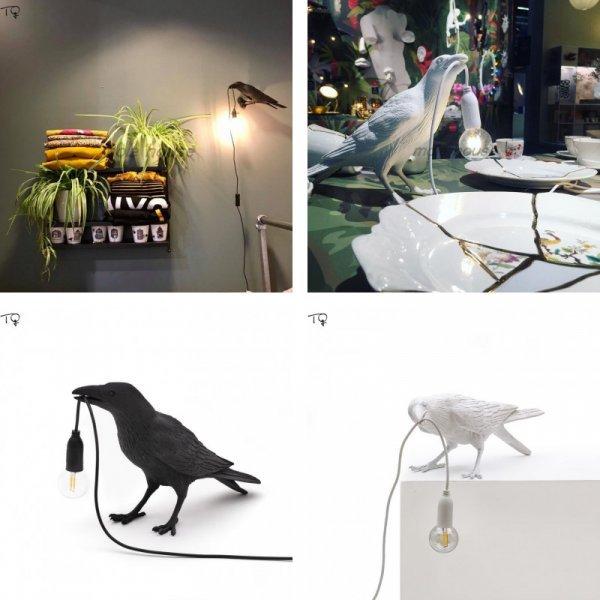 Настенные и настольные лампы от OLOEY (3 вида, 2 цвета)
