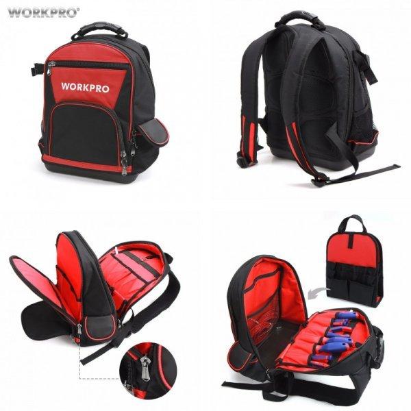 Водонепроницаемый рюкзак от WORKPRO