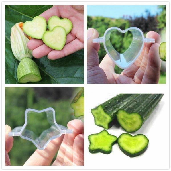 Форма для овощей и фруктов от WHISM (4 вида)