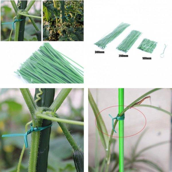 Стяжки для растений