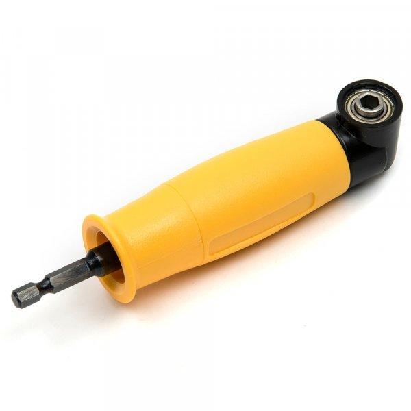 Магнитный угловой адаптер для дрель-шуруповерта Hakkin (90 градусов)