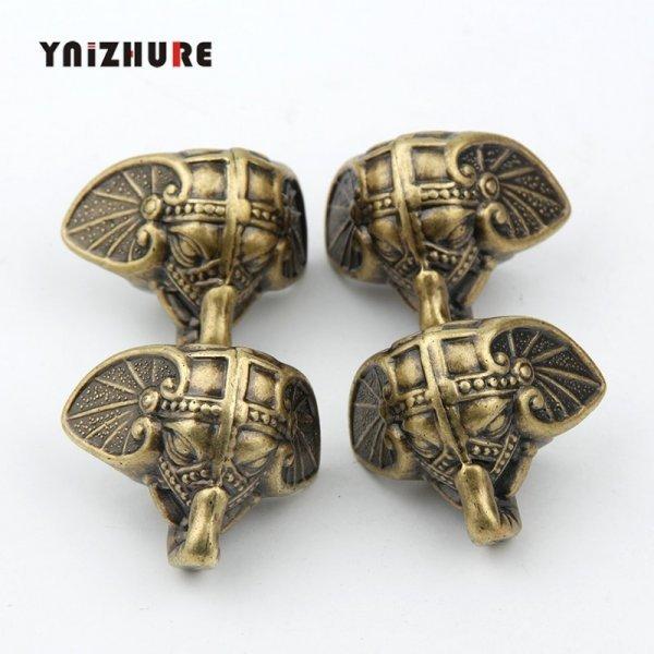 Декоративные ножки Слон от YNIZHURE (8 шт)
