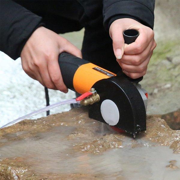 Кожух для УШМ с водяным охлаждением от SHENZHEM SQM (3 размера)