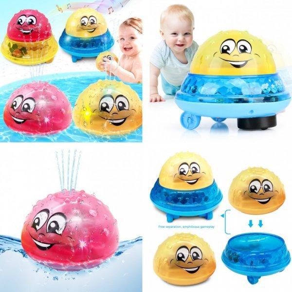 Игрушка для ванной от BD (2 вида, 2 цвета)