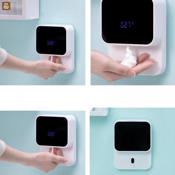 Умный дозатор для мыла  Xiaomi